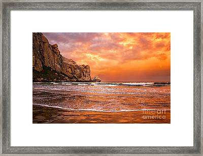 Forever Framed Print by Alice Cahill