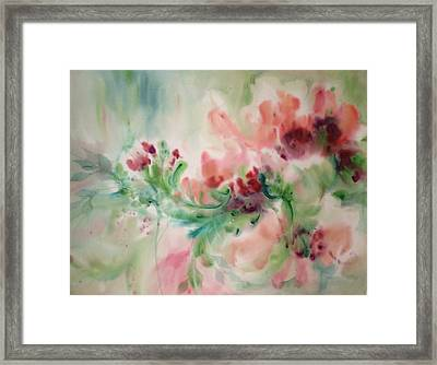Forever And Ever Framed Print