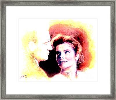 Forever Framed Print by Arne Hansen