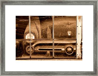 Framed Print featuring the photograph Forever Ford by Al Swasey
