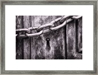 Forever Guarded Framed Print by Tom Mc Nemar