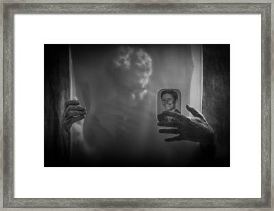 Forever In My Heart Framed Print by Vito Guarino