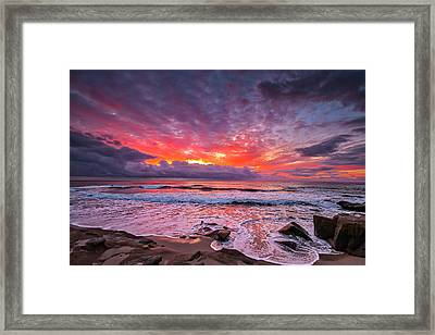 Forever Framed Print by Peter Tellone
