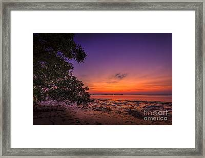 Forever Starts Now Framed Print by Marvin Spates