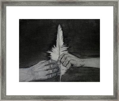 Forever Framed Print by Terri Smith Asbury