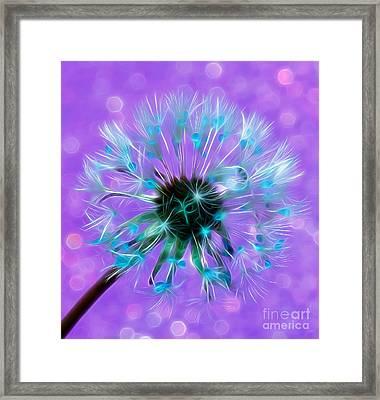 Forever Wishing Framed Print by Krissy Katsimbras