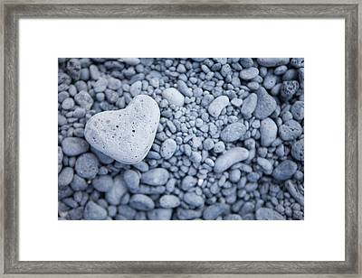 Framed Print featuring the photograph Forever by Yvette Van Teeffelen