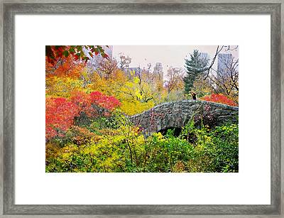 Forever's As Far As I Go Framed Print by Diana Angstadt