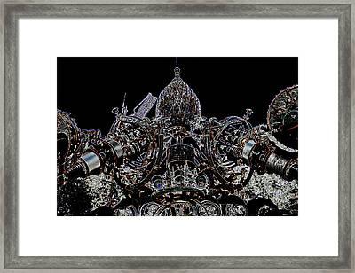 Forevertron Framed Print by Tya Kottler