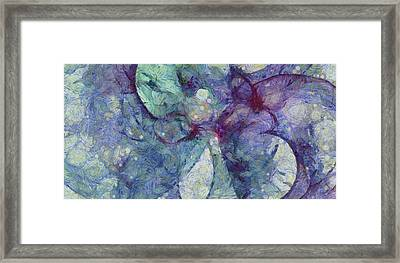 Forgetable Distribution  Id 16102-204004-25150 Framed Print by S Lurk