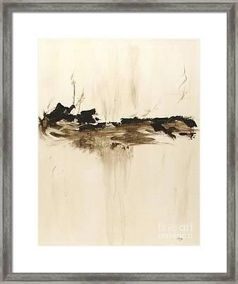 Forgotten   Framed Print by Itaya Lightbourne