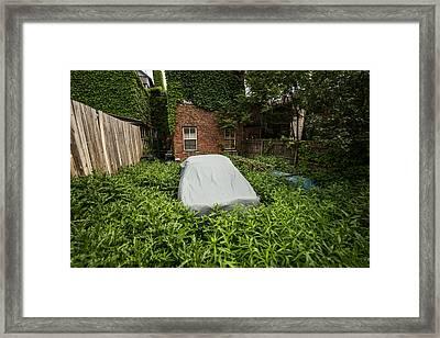 Forgotten Framed Print by Beau Finley