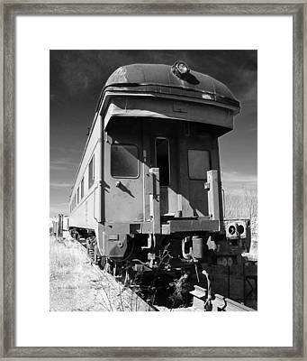 Forgotten Beauty Framed Print by Slade Roberts