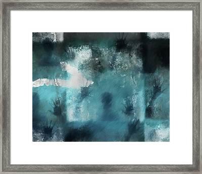Forgotten Framed Print by Dan Sproul