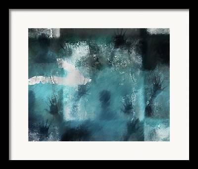 Dissociative Identity Disorder Framed Prints