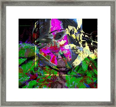 Forgotten Dream Framed Print by Noredin Morgan