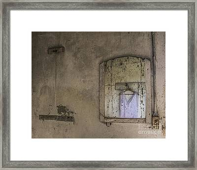 Forgotten Dream Framed Print