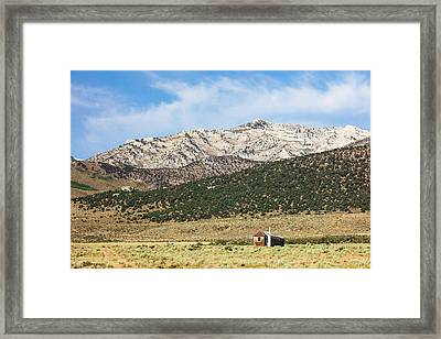 Forgotten Home Framed Print