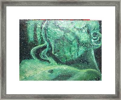 Forgotten Framed Print by Karla Phlypo-Price