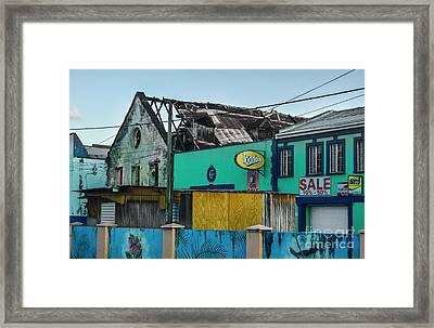 Forgotten Place Framed Print