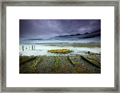 Forgotten Ties Framed Print by Dan Holmes