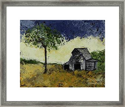 Forgotten Yesterday Framed Print
