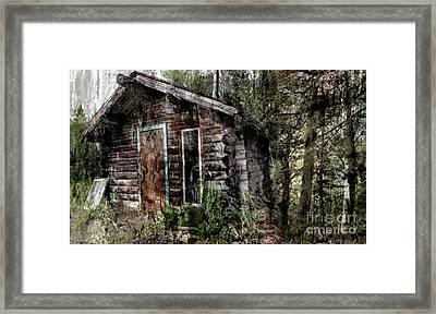Forgotten Framed Print by Tlynn Brentnall