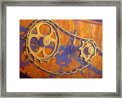 Forlorn Framed Print by Tanja Ware