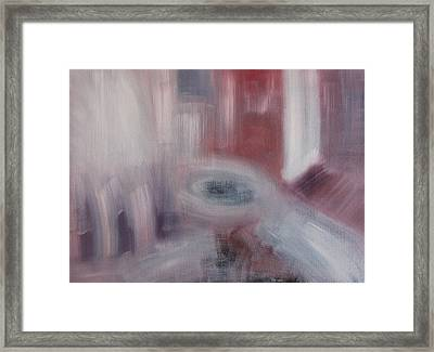 Form And Content Framed Print