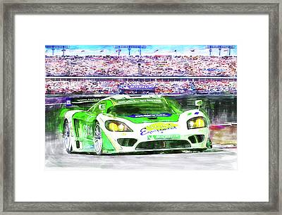 Form One Framed Print by Michael Cleere