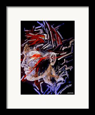 Human Condition Mixed Media Framed Prints