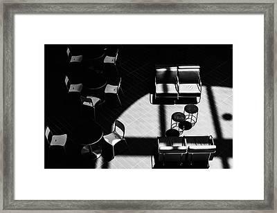 Formiture Framed Print