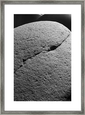 Forms Framed Print by Luigi Barbano BARBANO LLC