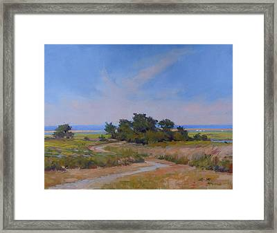 Fort Hill Framed Print
