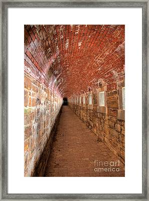 Fort Knox Rifle Gallery Framed Print by Clarence Holmes