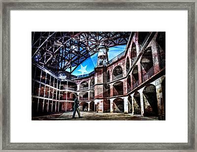Fort Point Framed Print