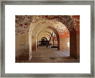 Fort Pulaski II Framed Print