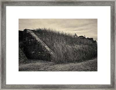 Fort Taber No. 1 Framed Print by David Gordon