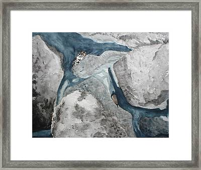 Fort Toulouse King Snake Framed Print by Beth Parrish