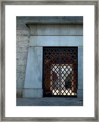 Fort Trumbull Framed Print by Paul Gaj