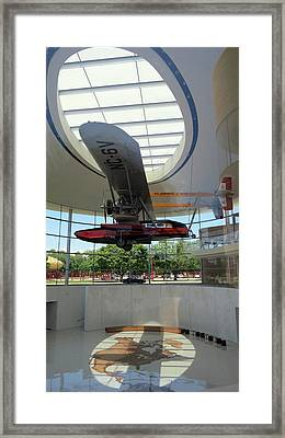 Framed Print featuring the photograph Fortaleza Hall, Spirit Of Carnauba by Mark Czerniec