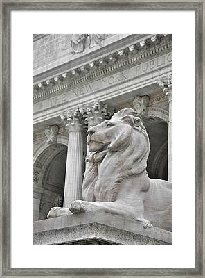 Fortitude King  Framed Print by JAMART Photography