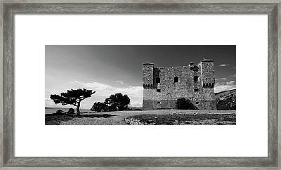 Fortress Nehaj In Senj Framed Print