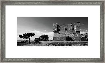 Fortress Nehaj In Senj Framed Print