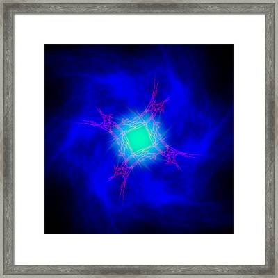 Forwardons Framed Print