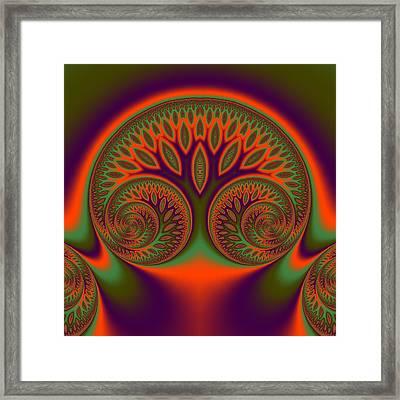 Fosseshold Framed Print
