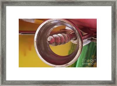 Found In Kitchen Framed Print by Christine Amstutz
