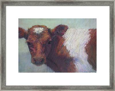 Foundling Framed Print by Susan Williamson