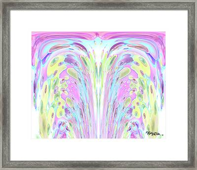Fountain Of Youth #034 Framed Print