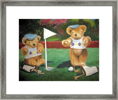 Four Framed Print by Beverly Johnson
